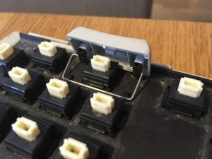 Apple Extended Keyboard II Disassembly