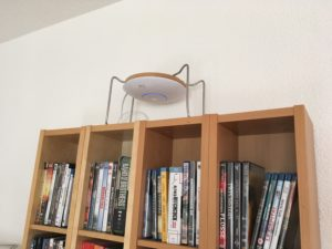 Unifi access points mittels ikea hack in der wohnung for Ikea tellerhalter